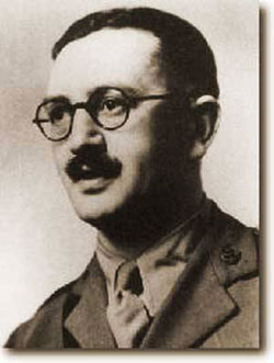 British Army Officer Major Ivan Hirst, the man behind starting Volkswagen production after World War 2